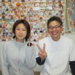 首肩の痛み東京都中野区の患者様 (2)