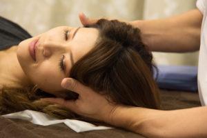 不眠睡眠頭蓋頚椎矯正