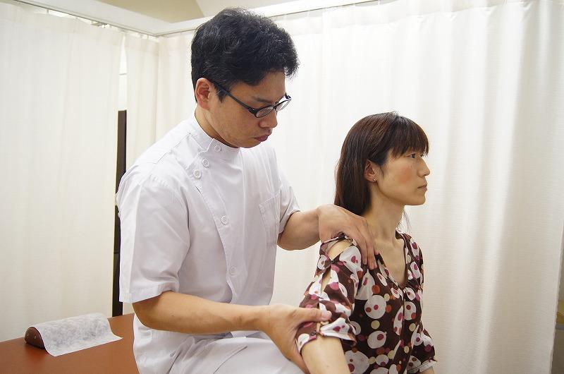 肩関節の検査