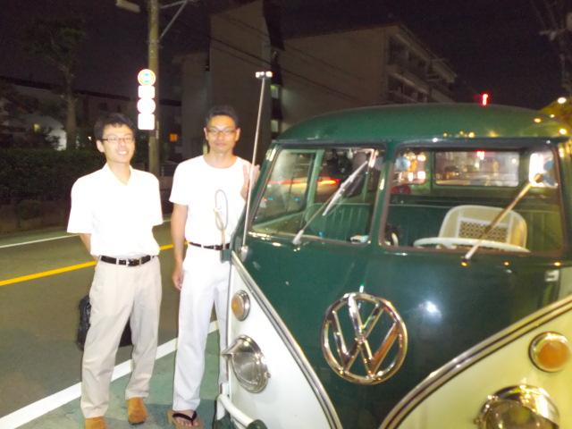 昭和40年代のフォルクスワーゲン