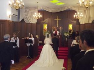 結婚式はいいもんです(^_^)