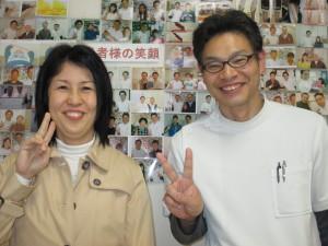 高橋先生スマイル撮影ありがとうございます。
