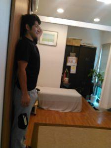 茨木市姿勢矯正身長背が伸びる