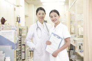 看護師女医