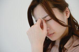 頭痛眉間不眠自律神経