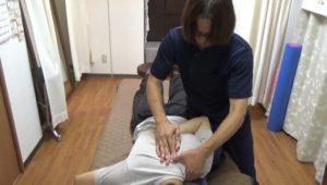 自分の左手で左の肩甲骨を触れるようになりました!